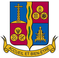 Armoiries - Municipalité Saint-Pacôme
