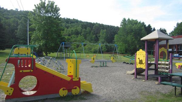 Infrastructure municipale - Parc - Municipalité Saint-Pacôme