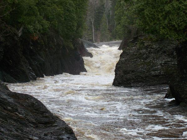 Notre rivière - Rivière histoire - Municipalité Saint-Pacôme