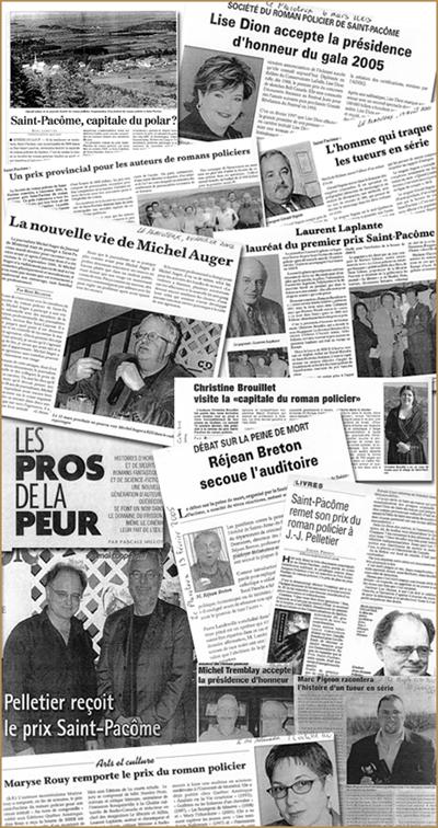 dossier de presse - Municipalité Saint-Pacôme