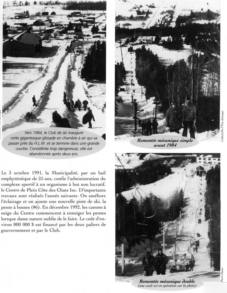 Remontée mécanique - Municipalité Saint-Pacôme