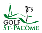 Logo club de golf